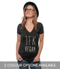 JFK Fitted T-Shirt (Women's)