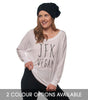 JFK Slouchy Long Sleeve (Women's)