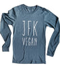 JFK Vegan Long Sleeve (Unisex)