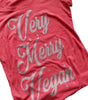 Very Merry Vegan Kids Tee