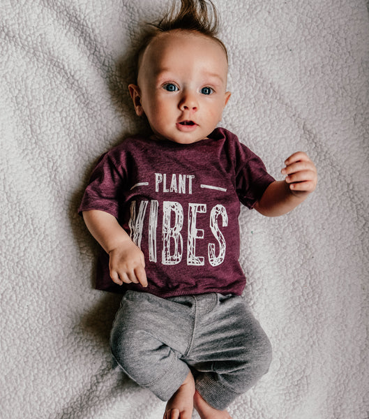 Plant Vibes Infant Tee