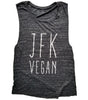 JFK Vegan Muscle Tank (Women's)