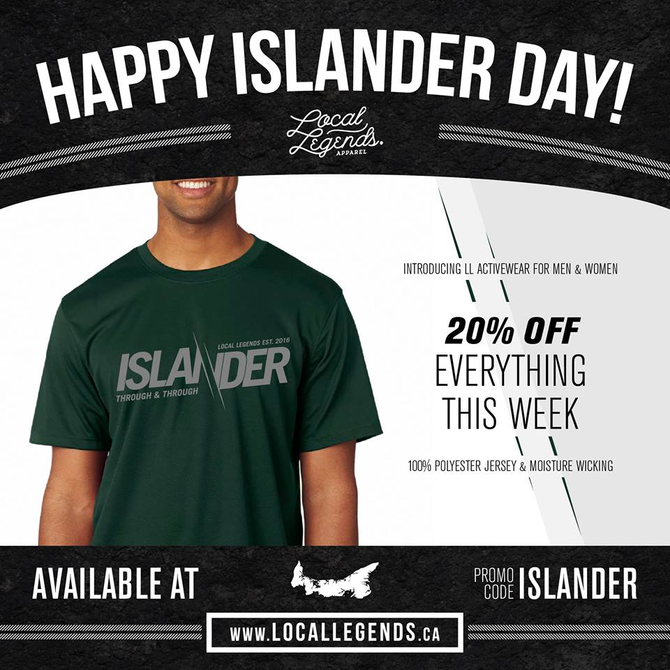 Happy Islander Day!