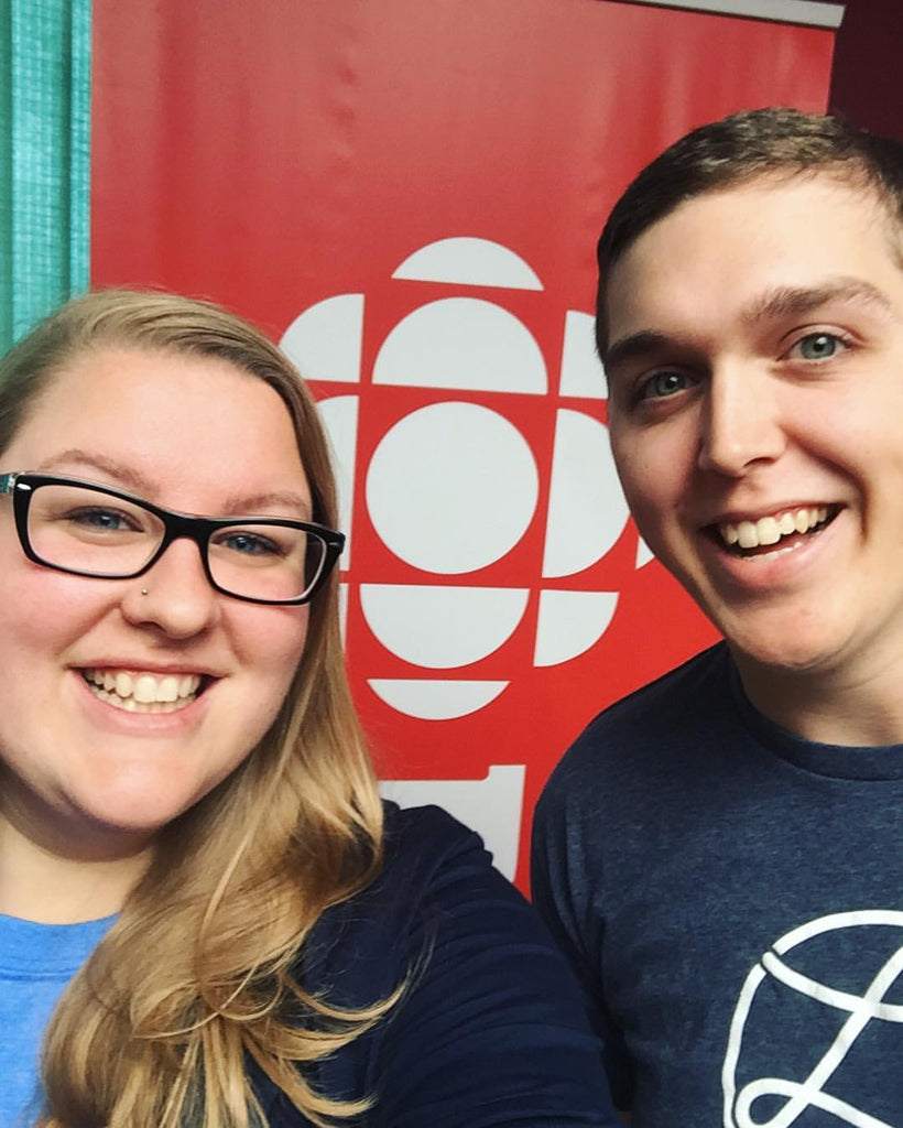 Local Legends, Aidan and Ashley, CBC PEI