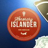 Honorary Islander Sticker