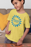 West Kent Kindness Matters Kid Tshirt (Yellow)
