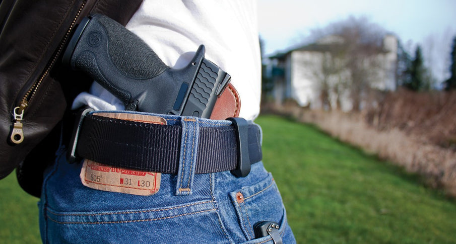 Should Concealed Carry Holders Use Belt Keepers?