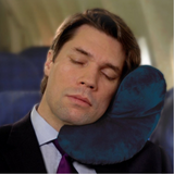 J-pillow Travel Pillow, The Pillow That Seasoned Travellers Swear By!