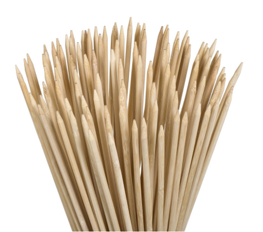 Bamboo Marshmallow Sticks 36