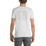 Martini White T-Shirt