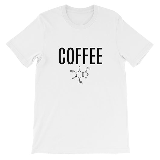 Coffee's Chemical Formula Shirt