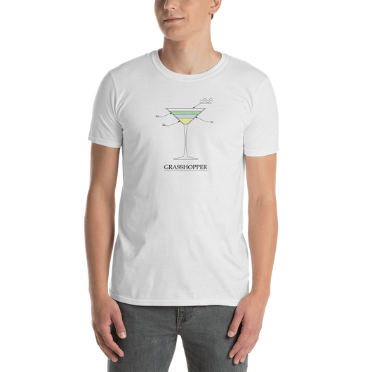 Grasshopper White T-Shirt