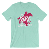 Ride Like A Girl Short Sleeve T-Shirt