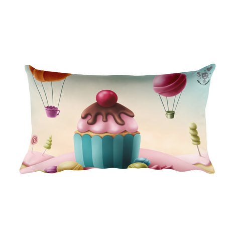 Candy Land Rectangular Pillow