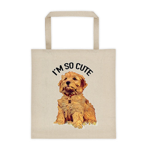 I'm So Cute Tote bag