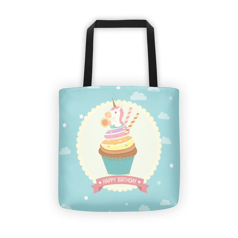 Unicorn Cupcake Tote bag