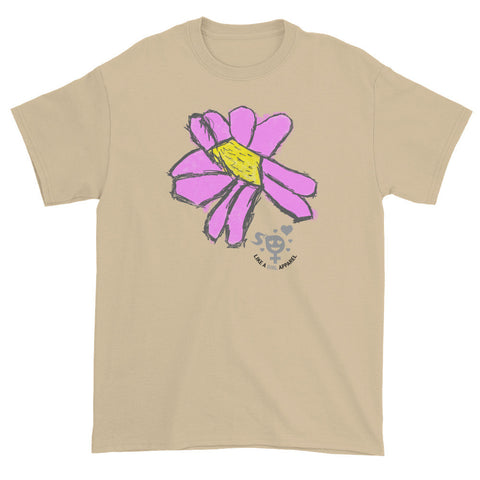 Flower Your World Short Sleeve T-shirt