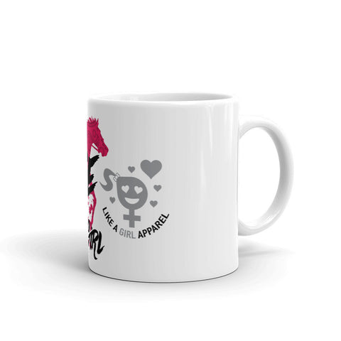 Ride Like A Girl Mug