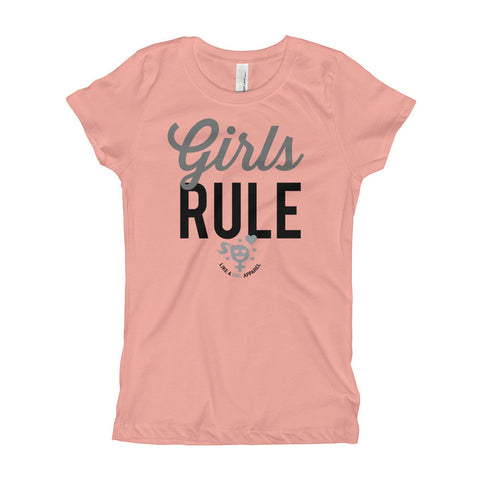 Girl Rule Girl's T-Shirt