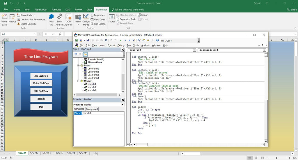 Excel Professional3