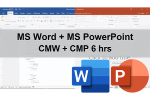 Certificate in Microsoft Word & PowerPoint