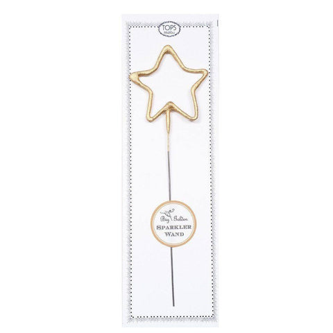 Big Golden Sparkler Wand Star-Craft.ph