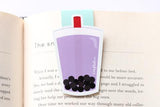 Bubble Tea Magnetic Bookmark-Craft.ph