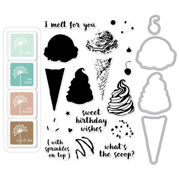 Color Layering Ice Cream Bundle-Craft.ph