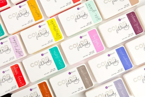 Color Philosophy Dye Ink Pads-Craft.ph