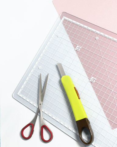 Cutting Mat, A4 Size-Craft.ph
