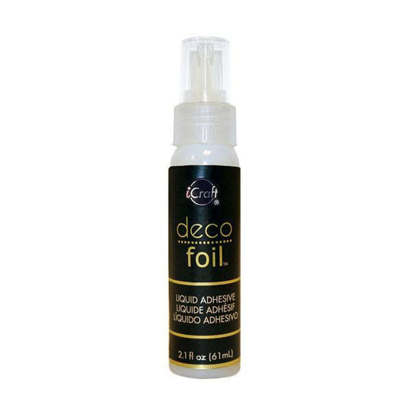 Deco Foil™ Liquid Adhesive 2.1oz-Craft.ph