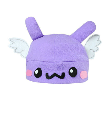 Flying Purple Bunny Hat-Craft.ph