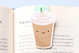 Iced Coffee Magnetic Bookmark-Craft.ph