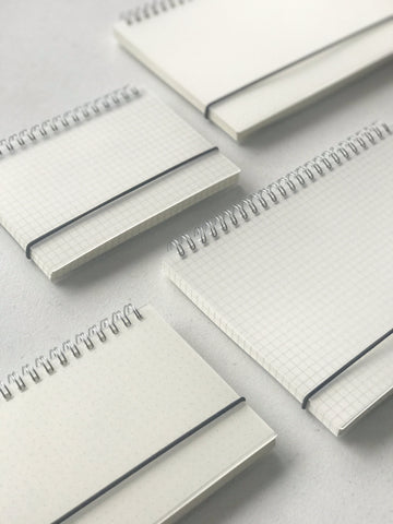 Muji Style Notebook-Craft.ph