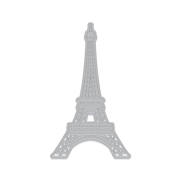Paper Layering Eiffel Tower-Craft.ph