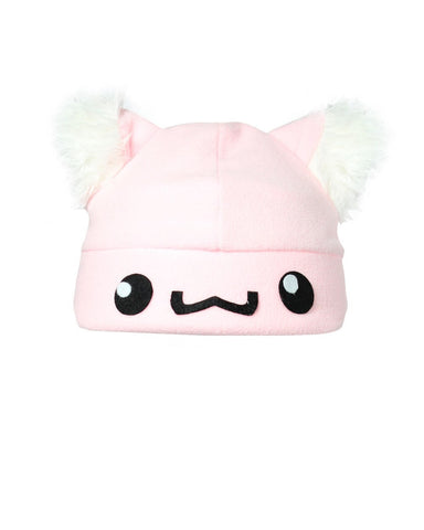 Pink Furry Hat-Craft.ph