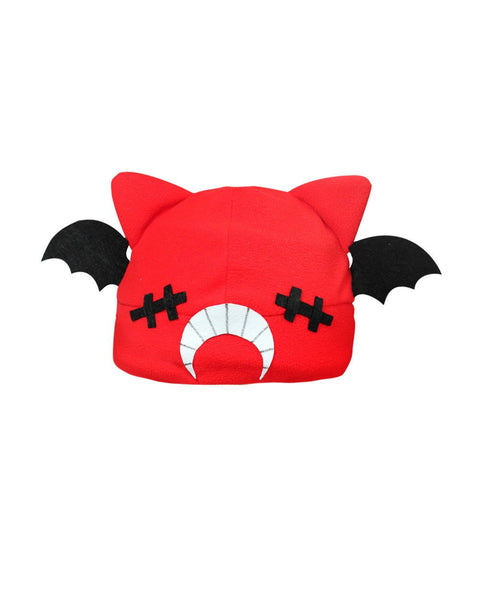 Red Bat Hat, Handmade-Craft.ph
