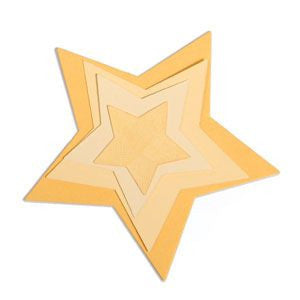 Sizzix Framelits Die Set 5PK - Stars-Craft.ph