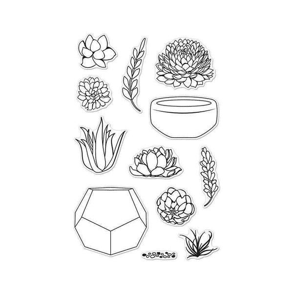Stamp Your Own Succulents-Craft.ph