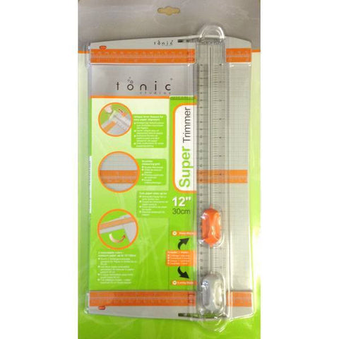 "Tonic Studios Super Trimmer - 12""-Craft.ph"