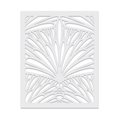Tropical Background Stencil-Craft.ph