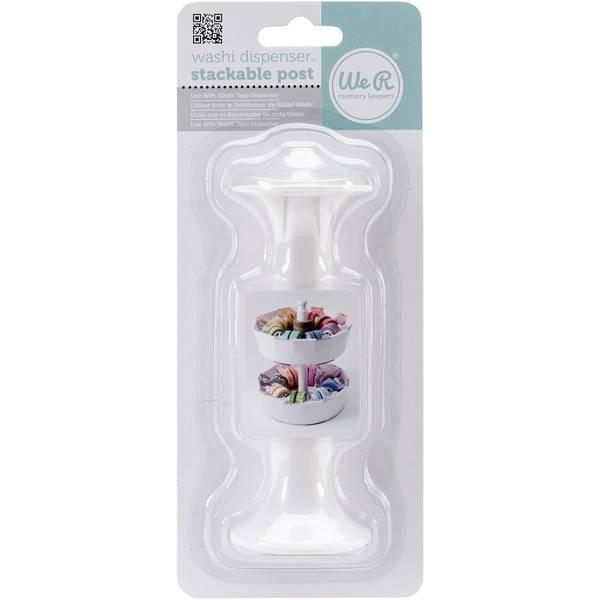 "Washi Tape Dispenser Stackable Post - 4.5""-Craft.ph"