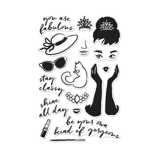 You Are Fabulous Clear Stamp-Craft.ph