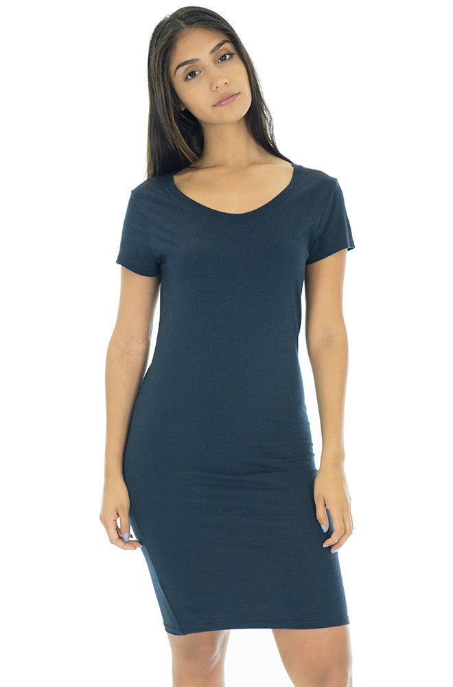 Bamboo T-Shirt Dress - Gone Rogue