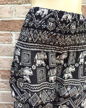 Black Elephant Pants