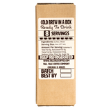 Cold Brew Box - 3 Deliveries