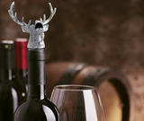 Deer Head Wine Stopper and Pourer