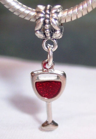 RED WINE CHARM | 15 PIECES - EnoGeeks
