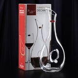 CRYSTAL WINE DECANTER - EnoGeeks