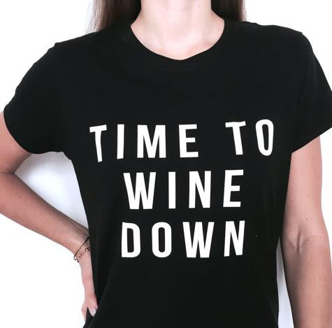 TIME TO WINE DOWN - EnoGeeks